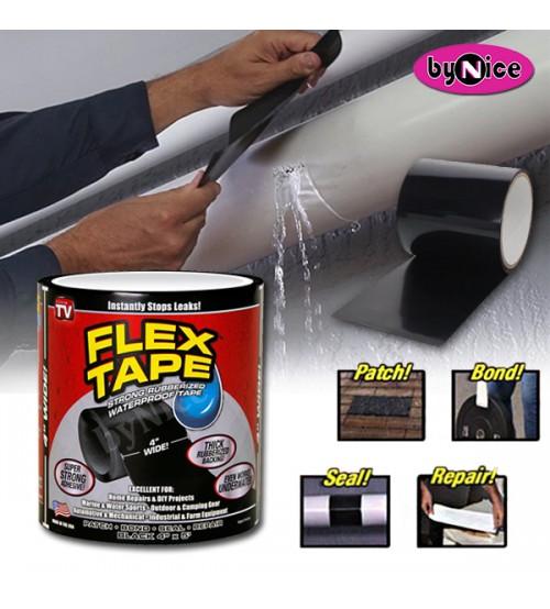فليكس تيب - شريط لاصق قوي يمنع التسربات ويصلحها على الفور